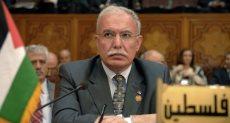 رياض المالكى وزير الخارجية الفلسطينى