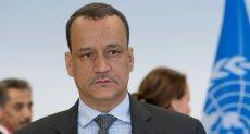 وزير خارجية موريتانيا