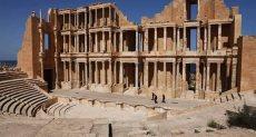 المواقع الأثرية الليبية