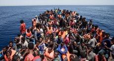 البحرية التونسية تضبط 48 شخصا فى محاولة هجرة غير شرعية