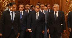 رئيس الوزراء وبرلمانيون يشاركون فى احتفالية مئوية الشيخ زايد بالقاهرة