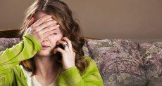 تأثير المشاكل الزوجية - تعبيرية