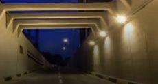 عن مشروع طريق النفق- شرم الشيخ