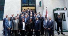 البنك الأهلي المصري يفتتح فرع الموسكي