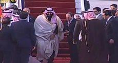 الرئيس السيسي ومحمد بن سلمان