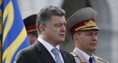 الرئيس الأوكرانى
