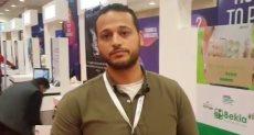 محمد زهدي صاحب المشروع بيكيا