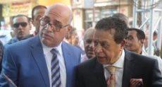 اللواء إبراهيم عبد الهادى نائب محافظ القاهرة للمنطقة الغربية