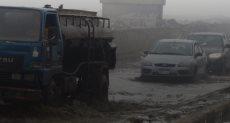 مواجهة السيول في مصر