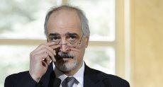 بشار الجعفرى، رئيس الوفد السورى المشارك فى أستانا
