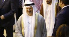 أنور قرقاش وزير الدولة للشئون الخارجية فى دولة الإمارات