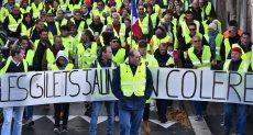 حركة السترات الصفراء في فرنسا