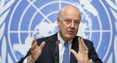 ستافان دى ميستورا - المبعوث الأممي إلى سوريا