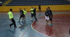 جانب من الدورة الرياضية لأعضاء النيابة الإدارية بإستاد القاهرة
