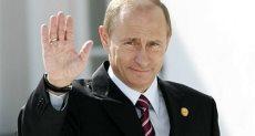 الرئيس الروسى فلاديمير بويتن