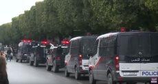 وزارة الداخلية التونسية تنجح فى تفكيك أربع خلايا إرهابية