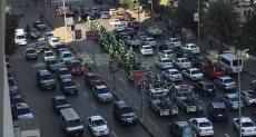 انتشار قوات الانتشار السريع بشوارع المهندسين