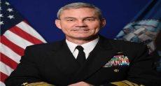 قائد القوات البحرية للولايات المتحدة في الشرق الأوسط، الفريق بحري سكوت ستيرني