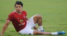 عمرو جمال لاعب الأهلى