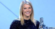 أدا هيجيربيرج لاعبة منتخب النرويج