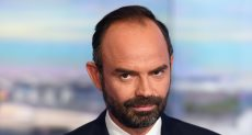 رئيس الوزراء الفرنسى إدوارد فيليب