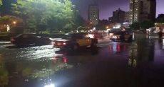 أمطار الإسكندرية