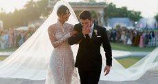 حفل زفاف بريانكا ونيك