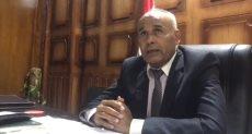 نصرالله محمد رئيس الوحدة المحلية لمركز ومدينة نخل