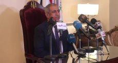 الدكتور إسماعيل عبدالغفار رئيس الأكاديمية العربية البحرية