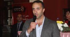محمد سراج الدين عضو مجلس إدارة النادى الأهلي