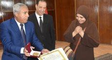 اللواء سعيد حجازى نائب المحافظ