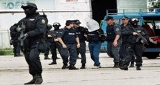 الشرطة البلغارية