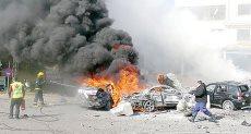 تفجير انتحاري بإيران