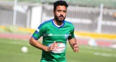 محمود وحيد لاعب الأهلى الجديد