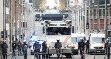 """احتجاجات """"السترات الصفراء"""".. تمتد  إلى بلجيكا"""