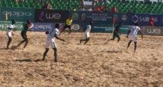 بطولة امم افريقيا للكرة الشاطئية