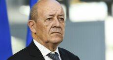 جان إيف لو دريان - وزير الخارجية الفرنسي