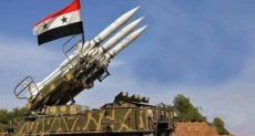 الدفاعات السورية تصدت لأهداف بمحيط مطار دمشق الدولي