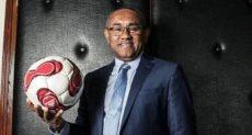 رئيس الإتحاد الأفريقي لكرة القدم