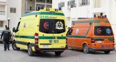 سيارات إسعاف - أرشيفية