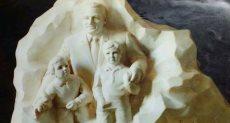 تمثال مبارك