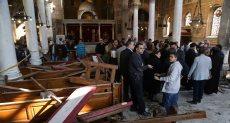 حادث الكنيسة البطرسية