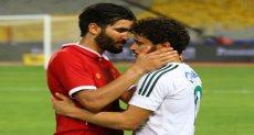 صالح جمعة وشقيقه عبدالله جمعة
