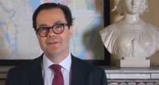 سفير فرنسا بالقاهرة