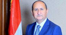 وزير الصناعة عمرو نصار