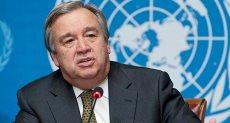 أنطونيو غوتيريس الأمين العام للأمم المتحدة