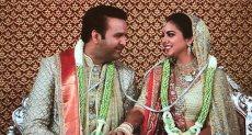 زفاف ابنة الملياردير الهندى أمبانى