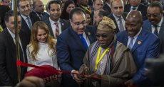 افتتاح المعرض الإفريقي للتجارة البينية