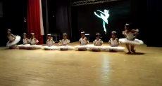 أول عرض باليه بمنطقة وسط الدلتا  لأطفال كفر الشيخ