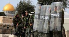 تصعيد عسكرى إسرائيلى فى الأراضى المحتلة